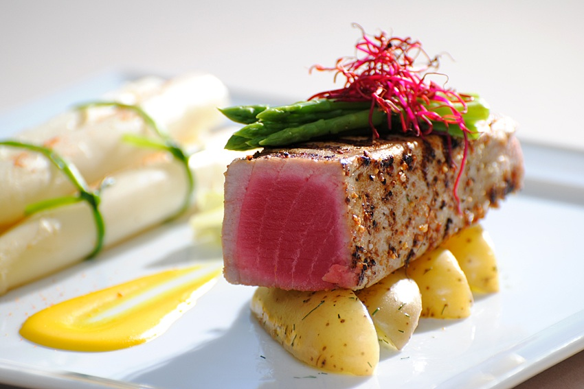 Blog Smaki Pogodzinach Rozmowa Z Szefem Kuchni Restauracji Fusion