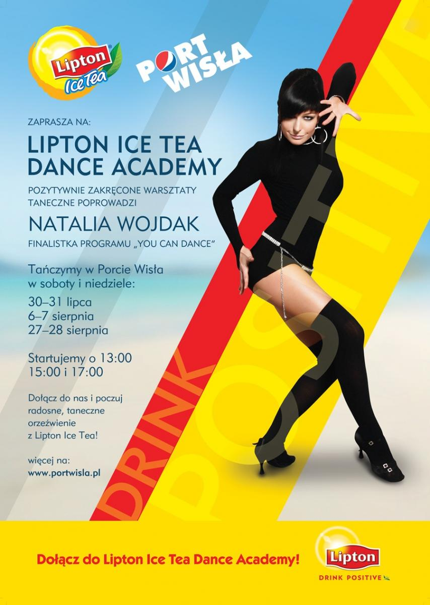 lipton ice tea tokyo dancing Lipton ice tea commercial – tokyo dancing hotel for this assignment i picked a popular tv ad made by lipton ice tea, which was a part of their drink positive campaign i find this commercial.
